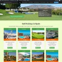 Golf Breaks in Spain