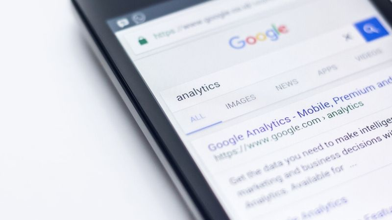 Mobile with Google search